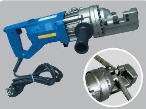 portable electric hydraulic rebar cutter