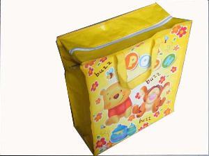buzz bear pp woven shopping bag