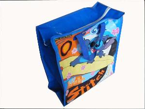 hoha recycled woven shopping bag