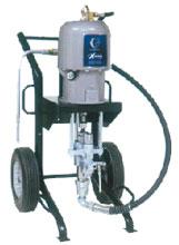 graco airless spray pump