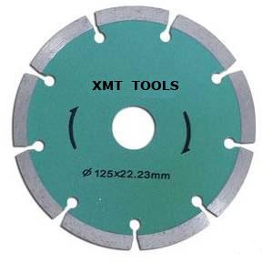 sintered segments blades