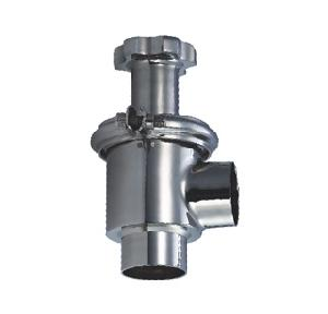 sanitary adjustive valves