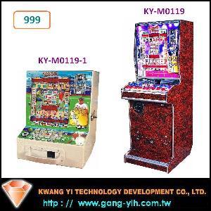 mario machine 999