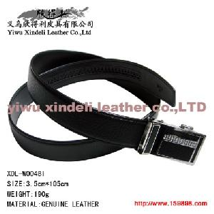 leather belt factory