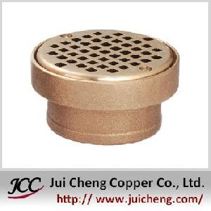 bronze drain flange hardware