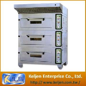 led electric oven bakery equipment food