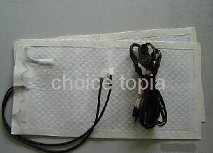automobile seat heater