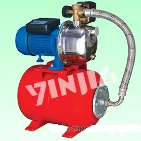 auto booster system jet pump