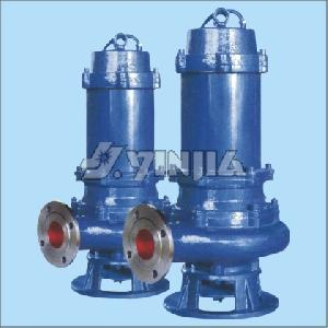 submersible sewage pump qw
