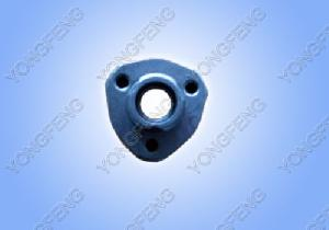 water pump flanged shaft