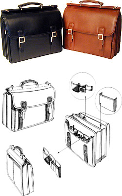 executive briefcases
