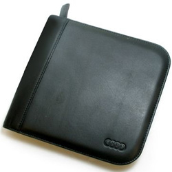 leather cd cases