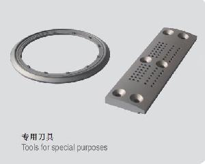 cemented carbide tools purposes