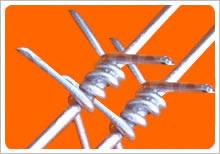 barbed wire twist