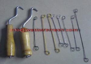 loop tie wire tying