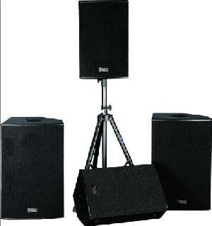 sound pro audio pa system surround speaker cabinet