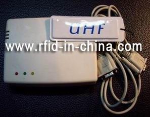uhf gen 2 rfid reader testing