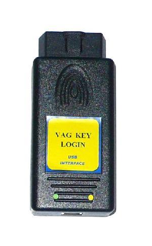 vag key login