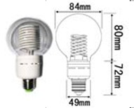 10watt shape dimmable cold cathode fluorescent lamps ccfls