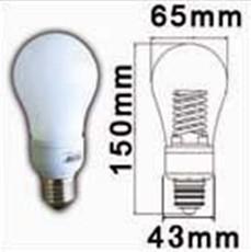 8watt dimmable ccfl light cathode compact fluorescent bulbs