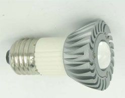 led light jdr screw base midium spotlight