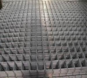 welded wire fabric sheet construction