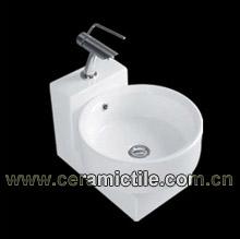 ceramic undermount art basin a04115