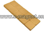 gold plated neodymium magnets