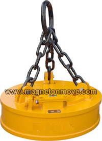 magnetic lifter lifting electromagnet