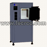 sintering batch furnace magnetic experiment