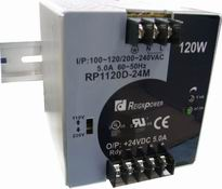 reign power din rail