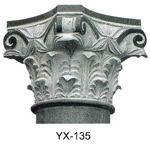 interior column capital corinthian