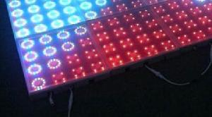 led interactive brick lighting dance floor