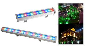 led wall washer rgb power 1w edison lamp