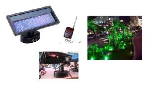 outdoor led wall washer rgb light remote control