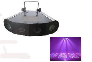 quad gem dmx 256 led