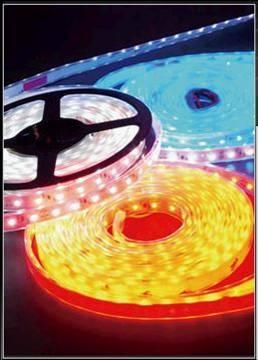 waterproof led smd ribbon rgb 5050 light