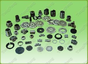 structural component powder metallurgy