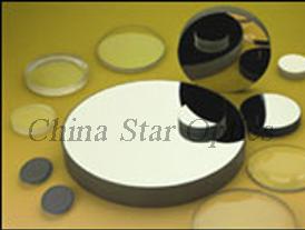 flat round mirrors