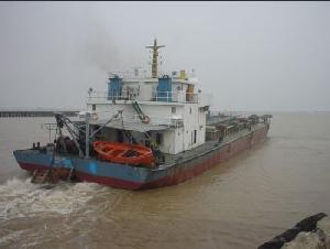 1500m³ trailing suction hopper dredger usd 3 800 000