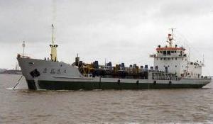 2200m³ trailing suction hopper dredger usd 8 100 000