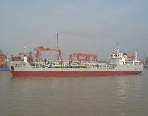 3280m³ trailing suction hopper dredger usd 9 680 000