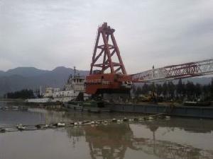 350t floating crane usd 5120000