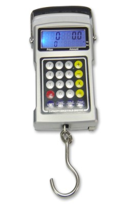 electronic portable computing hook scale 50kg 20g