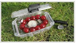 dolfin outdoor waterproof box
