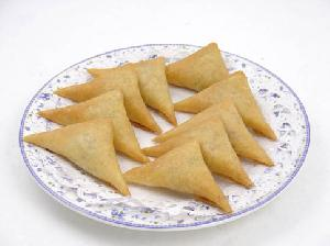 frozen curry samosa