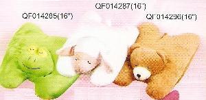 plush electronic toys qf014285 86 87 animal cushion speaker