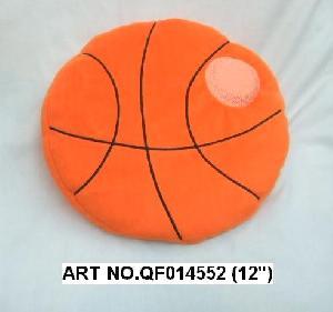 plush electronic toys qf014552 basket cushion speaker