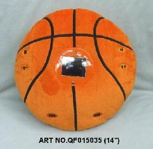 plush electronic toys qf015035 basketball mp4 photo viewer
