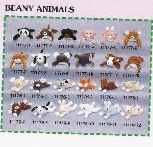 stuff toys 11176 77 beanie